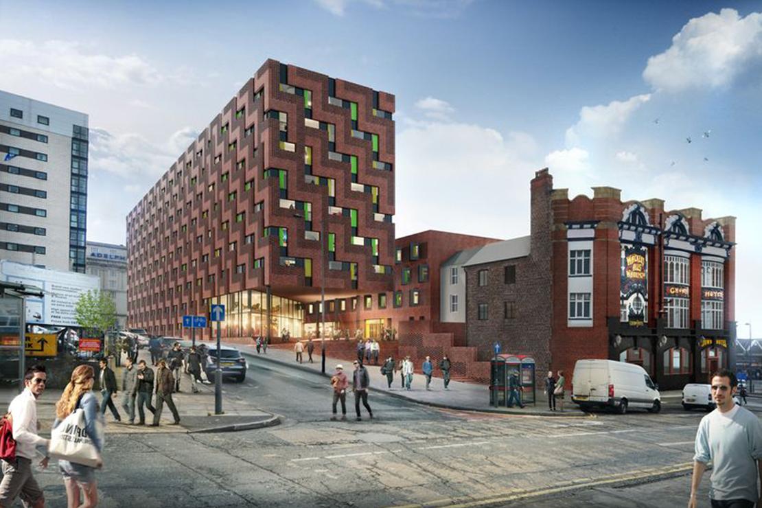 Bolton Street, Liverpool