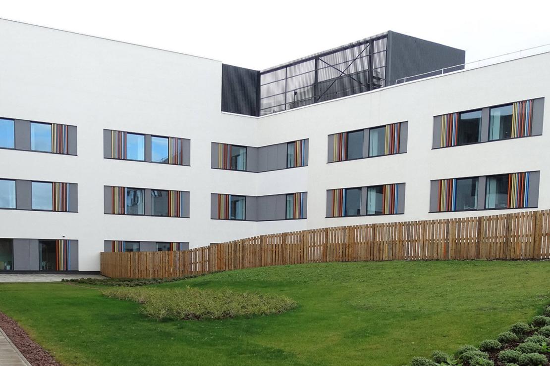 East Lothian Hospital, Haddington