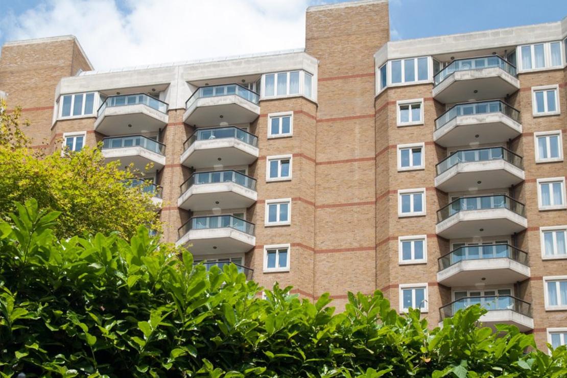 Gloucester Apartments, Ashburn Place, London