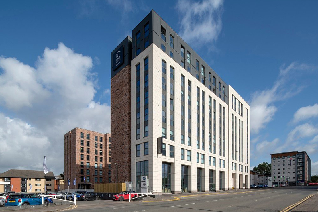 Printworks Student Accommodation, Glasgow